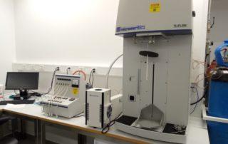 University of Fribourg Micrometics