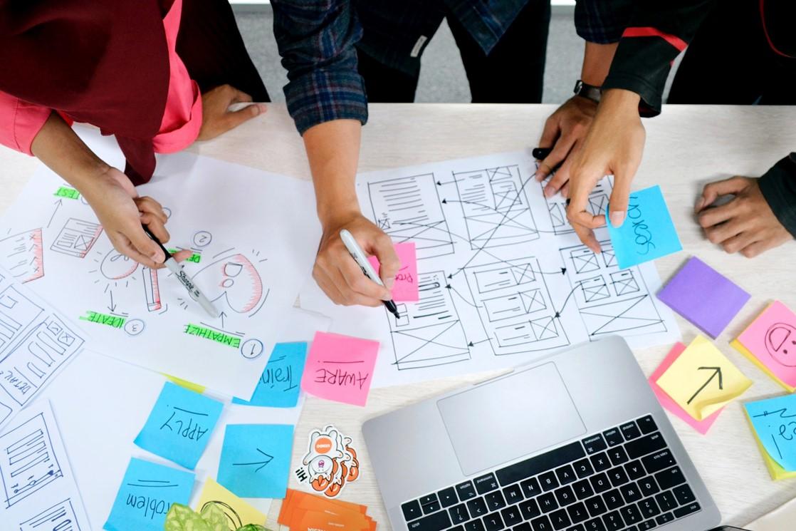 Design thinking processes